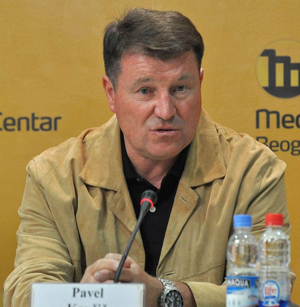 Pavle Kavčič 2010