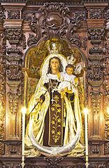 Virgen del Carmen de Puerto de la Cruz (Tenerife)