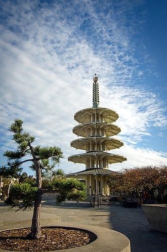San Francisco Peace Pagoda - Peace Pagoda, San Francisco, CA