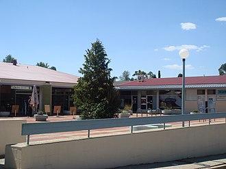 Pearce, Australian Capital Territory - Pearce shopping village.