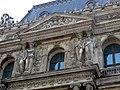 Pediment of the Palais du Louvre, june 2012.jpg
