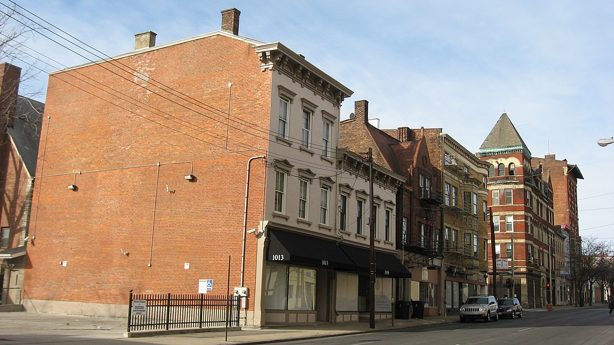 Peebles Corner Historic District Wikipedia