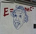 Peenemünde 2001 -Albert Einstein- by-RaBoe 01.jpg
