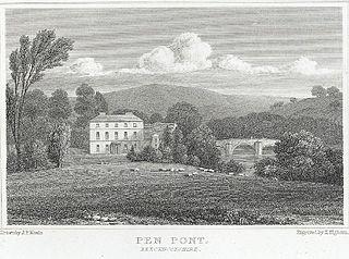 Pen Pont: Brecknockshire