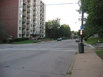 Perry South (Pittsburgh) - Along Perrysville Avenue in Perry South