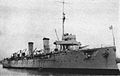 Peruvian scout cruiser BAP Almirante Grau in 1948.jpg