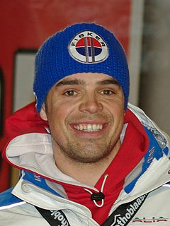 Peter Fill Italian alpine skier