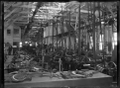 Petone Railway Workshops. Interior view of a portion of the Machine Shop. ATLIB 273575.png