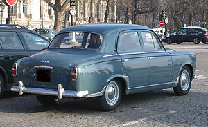 Peugeot 403 - Image: Peugeot 403