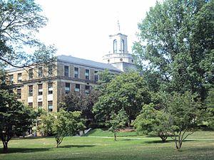 Ursinus College - Pfahler Hall of Science