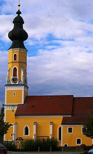 Tarsdorf - Image: Pfarrkirche Tarsdorg