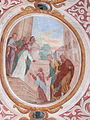 Pfarrkirchen - Deckenfresco - Marias Tempelgang.jpg