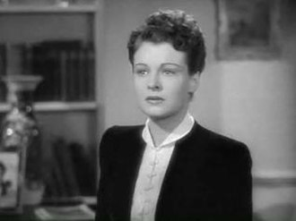 The Philadelphia Story (film) - Hussey as Liz Imbrie