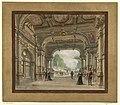 Philippe Chaperon - Meyerbeer - Les Huguenots Act I (1896) - Original.jpg