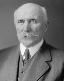 Philippe Pétain vers 1930.