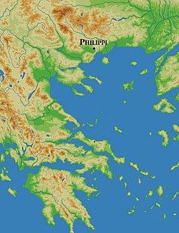 Philippi location alt