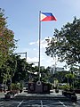Philippine Flag at Manila City Hall 01.jpg