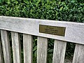 Photograph of a bench (OpenBenches 418).jpg