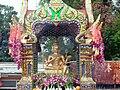 Phra Phrom Statues of Chuk Lam Sim Monastery Fu Yung Shan Tsuen Wan Hong Kong.JPG