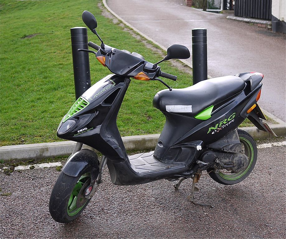 FilePiaggio NRG Scooter