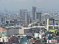 Pic geo photos - ph=mm=manila=sampaloc=university belt - aerial shot from riverview mansion -philippines--2015-0624--ls-.JPG