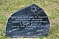 Piemiņas akmens 1941 gadā nogalinātajiem ebrejiem.jpg
