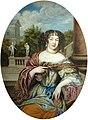 Pierre Mignard I (1612-1695) (studio of) - Madame de Montespan (1641–1707), a Mistress of Louis XIV - B.M.255 - Bowes Museum.jpg