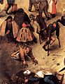 Pieter Bruegel the Elder - The Fight between Carnival and Lent (detail) - WGA3378.jpg