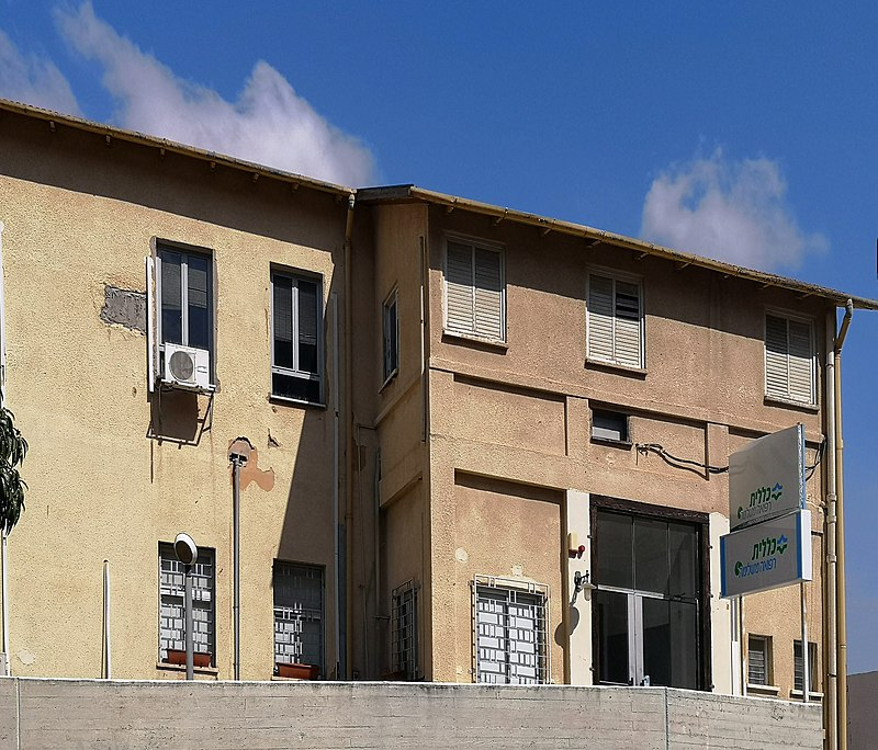הבית ברחוב דרור 34 בראשון לציון