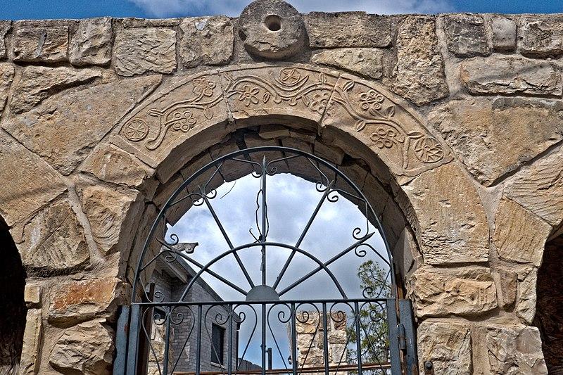 אלמנטים בצפת העתיקה