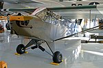 Piper L-4H Grasshopper, 1943 - Evergreen Aviation & Space Museum - McMinnville, Oregon - DSC00654.jpg