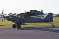 Piper PA-18-105 Super Cub Sky Magic N434SM Taxi Out SNF 04April2014 (14399741579).jpg