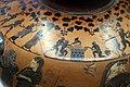 Pittore del louvre E739, hydria ricci, etruria (artigiani da focea), dalla banditaccia, 530 ac. ca., preparazione di sacrificio 05 cottura carni.jpg