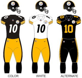 2018 Pittsburgh Steelers Season Wikipedia