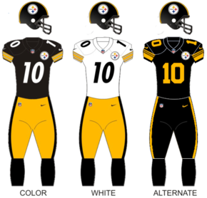 Pittsburgh Steelers National Football League franchise in Pittsburgh, Pennsylvania