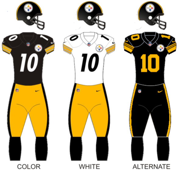 Pittsb steelers uniforms17