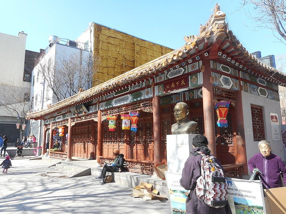 Place Sun Yat-Sen - Montreal - 01