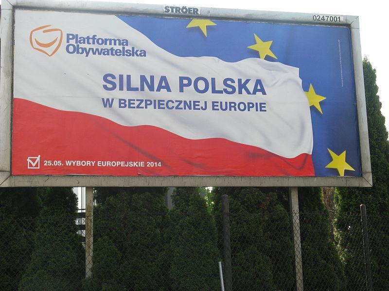 File:Plakat do Parlamentu Europejskiego 2014 Platforma Obywatelska.JPG
