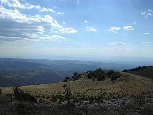 Beljanica - Image: Planina Beljanica 2