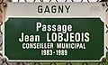 Plaque passage Jean Lobjeois Gagny 1.jpg