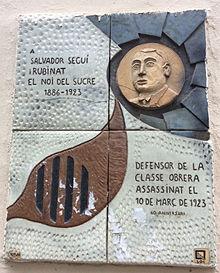 Salvador Seguí - Wikipedia, la enciclopedia libre