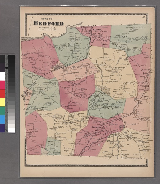 File:Plate 55- Town of Bedford, Westchester Co. N.Y. NYPL1516838.tiff