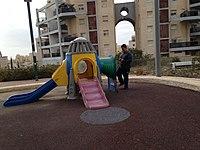 Playgrounds in Ramot (Beersheba) IMG 5568.jpg