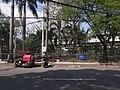 Plaza Salamanca facing T.M. Kalaw Avenue.jpg