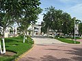 Plaza de Armas, Playa del Carmen, México. - panoramio.jpg