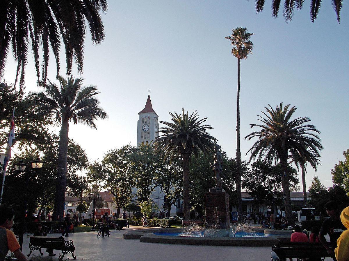 Casablanca (Chile) - Wikipedia, la enciclopedia libre