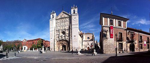Plaza de San Pablo (Valladolid) - Wikipedia, la enciclopedia libre