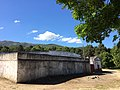Plaza de toros de Hervas exterior corrales.jpg