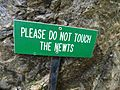 Please do not touch the newts.jpg