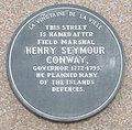 Pliaque Henry Seymour Conway La Banque Saint Hélyi Jèrri.jpg
